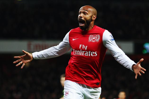 Arsene Wenger Should Bring Thierry Henry Back to Arsenal