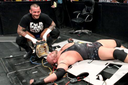 Why Ryback Should Not Be Challenging WWE Champion CM Punk at TLC 2012