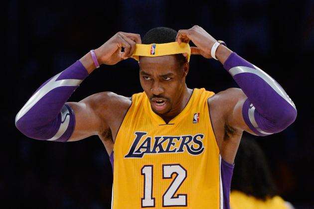 Dwight Howard Must Assert Himself Offensively for L.A. Lakers to Find Success