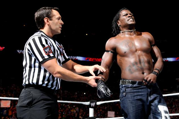 Does R-Truth Have Any Direction in the Current WWE Climate?