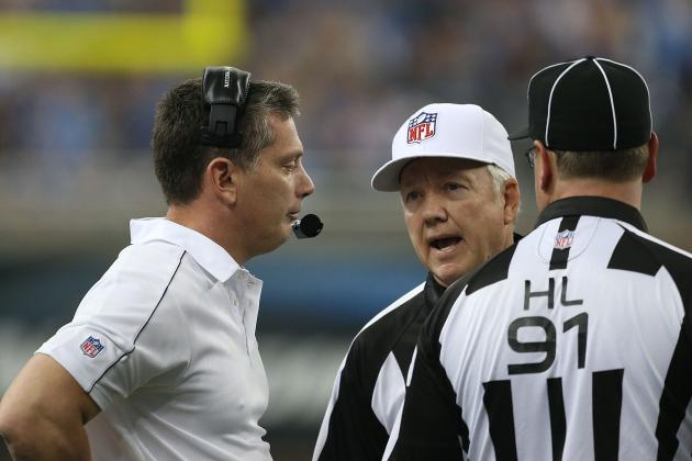 Texans-Lions Controversial Touchdown Fiasco Shows Peril of Instant Replay System