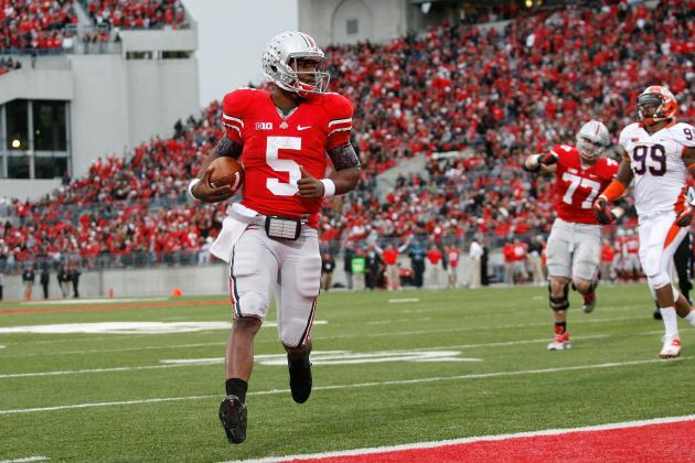 Ohio State Football: Buckeyes Victimized by a Broken System
