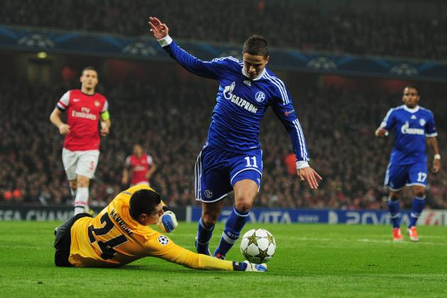 UEFA Champions League 2012: Underdogs to Watch out for in Knockout Stage