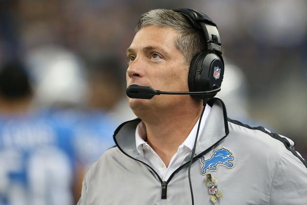 Jim Schwartz's Hot Seat Was Just Set on Fire