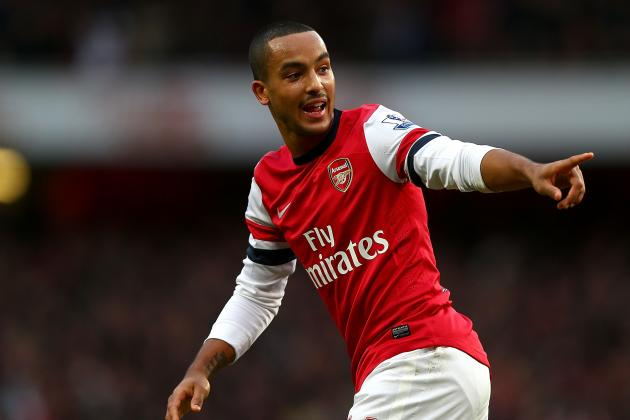 Commit or Quit: Arsenal Boss Getting Tough with Contract-Rebel Walcott