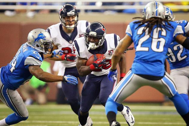 Texans vs. Lions: How NFL Rule Book Cost Detroit Yet Again