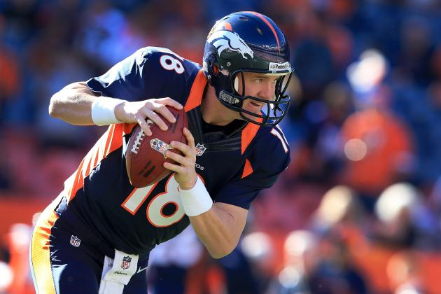 How Peyton Manning Has Reclaimed Spot as NFL's Top Quarterback