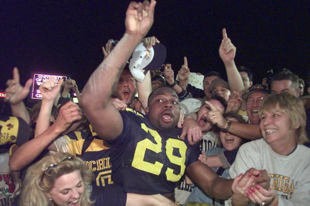 Michigan Football: Former Wolverines Star Marcus Ray Dishes on UM-Buckeyes