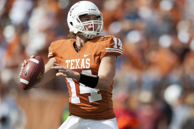 TCU vs. Texas: Live Scoring, Analysis and Results