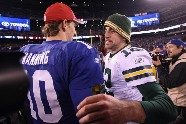 Green Bay Packers vs. New York Giants: Sketching out a Game Plan for New York