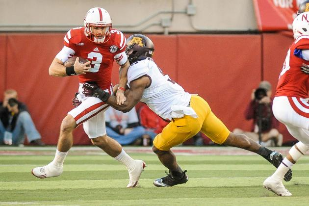 Nebraska vs. Iowa: Taylor Martinez Gives Nebraska Big Edge in Big Ten Showdown