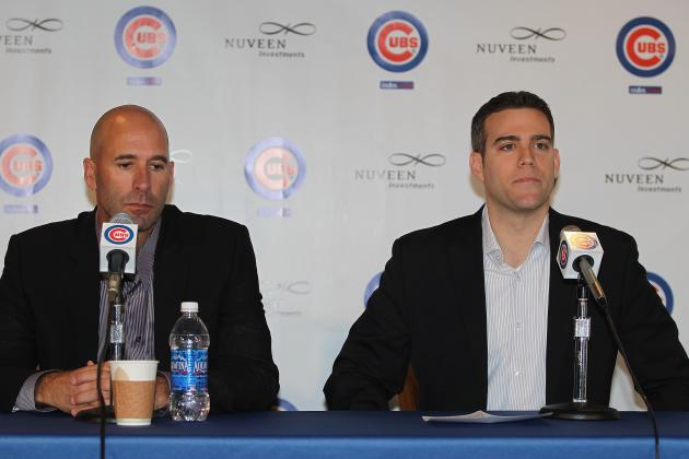 Projecting When Theo Epstein's Chicago Cubs Will Be Competitive