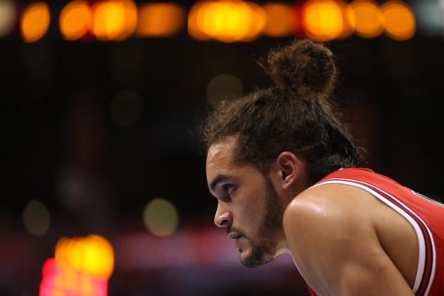 How Joakim Noah Is Saving the Chicago Bulls' Season