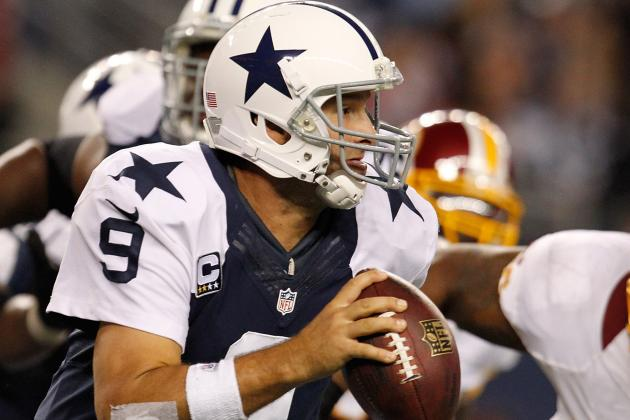 Cowboys Corner: Tony Romo on Pace for Career Highs