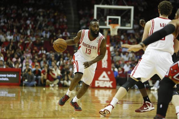 How Many Wins $48 Million Should Buy the Houston Rockets in 2012-13