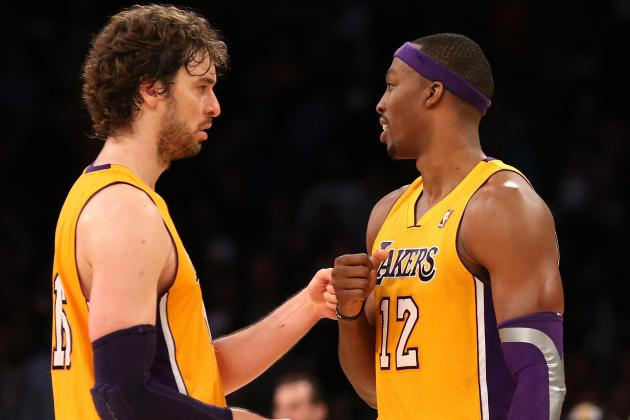 What Pau Gasol Means to Dwight Howard