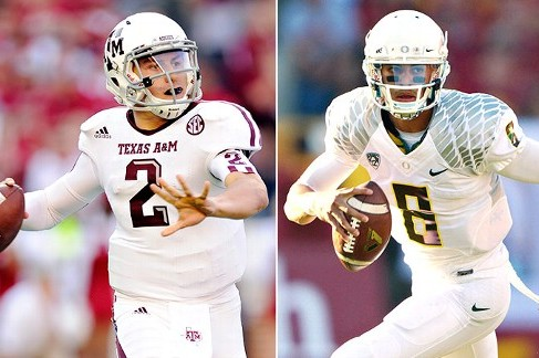 Oregon Football: Why Marcus Mariota Will Be Better Than Johnny Manziel in 2013