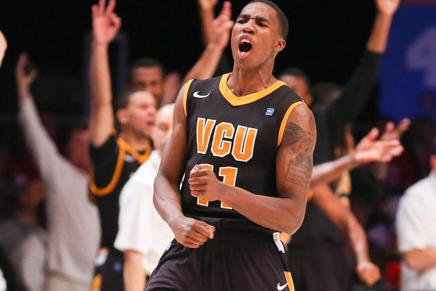 Graham Scores 26 as VCU Upsets Memphis