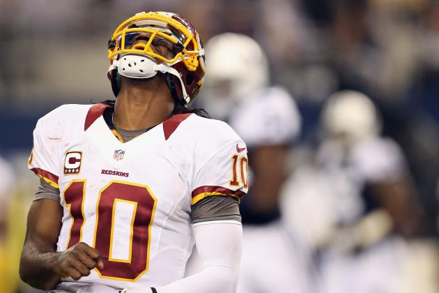 Making a Case for Robert Griffin III as the NFL's MVP in His Rookie Season