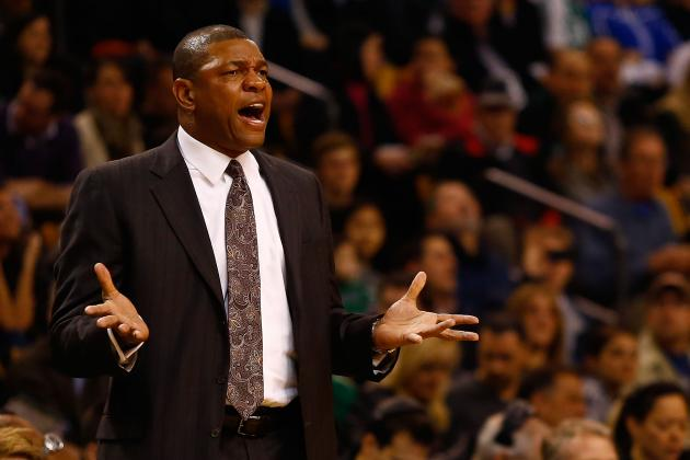 How Doc Rivers Should Restore Boston Celtics' Fundamentals