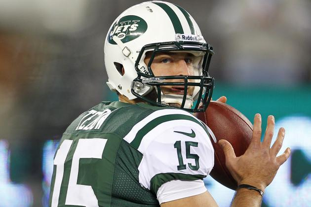 Source: Jets' Tebow Has Two Fractured Ribs