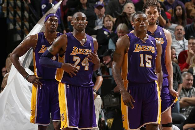 Realistic Expectations for the L.A. Lakers' Bench and Why It Hasn't Met Them