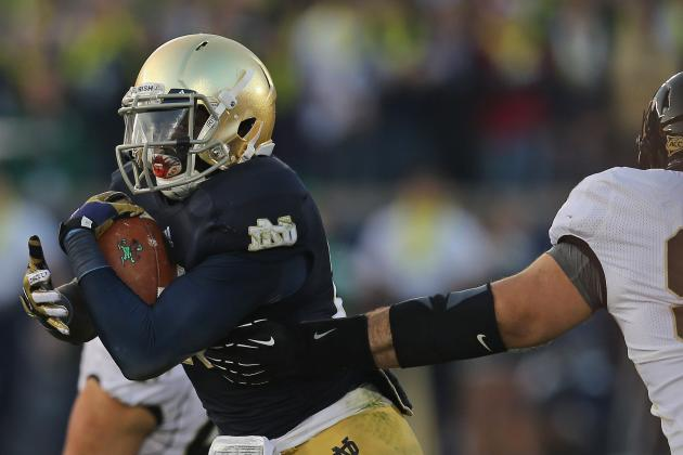 Notre Dame Football: Irish Ground Game Will Key Victory over USC