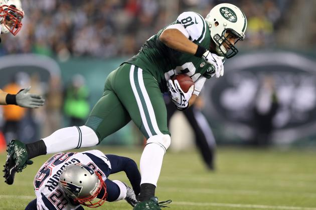 Dustin Keller Rips New York Jets Fans Who Cheered an Injured Mark Sanchez