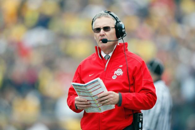 Michigan vs. Ohio State: Remembering Jim Tressel's Dominance over the Wolverines