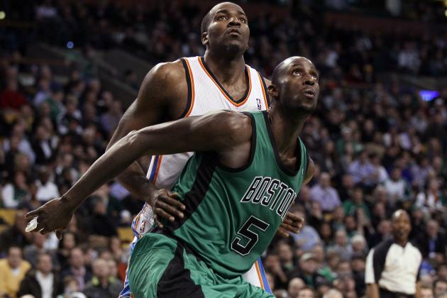 Which Team Is Falling off Faster in Its Conference, the Thunder or the Celtics?