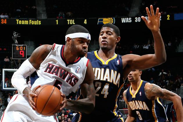 NBA Trade Talk: Why the Milwaukee Bucks Should Trade for Josh Smith
