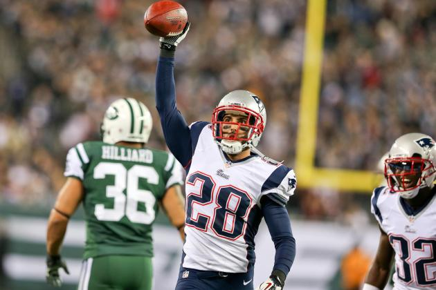 Patriots vs. Jets: Can New England Continue to Thrive off Turnovers?
