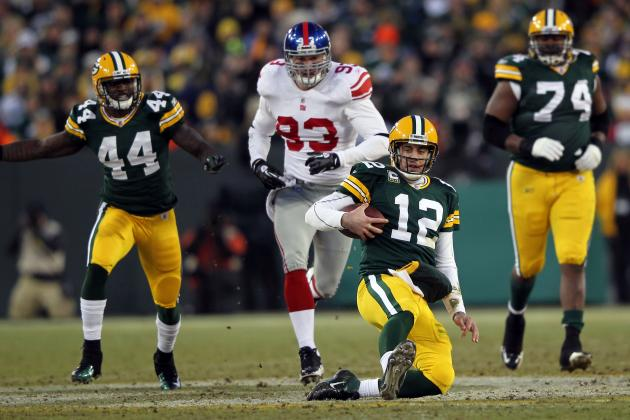 Green Bay Packers' and New York Giants' Rivalry Is Legit