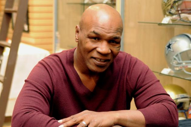 Mike Tyson Says He 'Probably' Would Have Competed in the UFC
