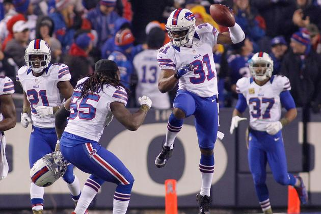 Debating Which Bills Free Agents Will Be Back in Buffalo Next Season