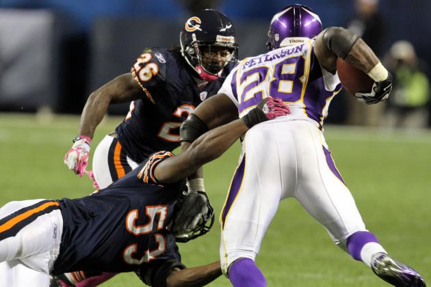 Vikings vs. Bears: Spread Info, Line and Predictions