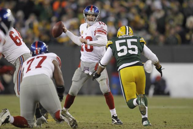 Packers vs. Giants: Spread Info, Line and Predictions