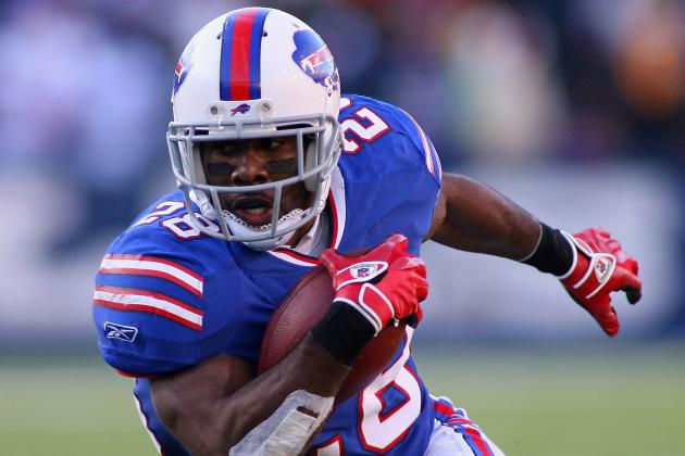 C.J. Spiller: Big-Play Buffalo Bills Back Top-10 Fantasy RB for Rest of Year