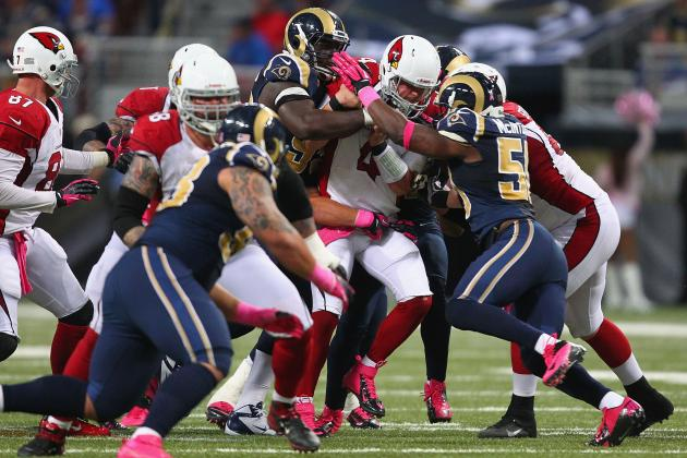Rams vs. Cardinals: Spread Info, Line and Predictions