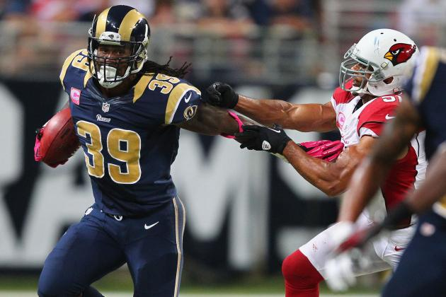 St. Louis Rams vs. Arizona Cardinals Week 12 Fantasy Football Preview