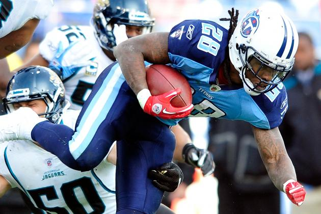 Tennessee Titans vs. Jacksonville Jaguars Week 12 Fantasy Football Preview