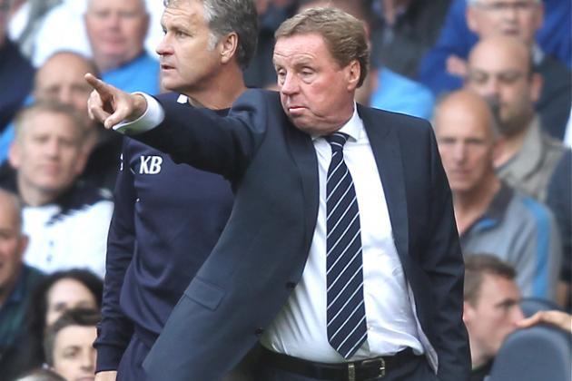 Harry Redknapp Set for Premier League Return After QPR Sack Mark Hughes