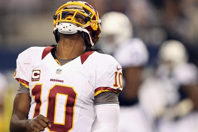 'Cool Hand' RG3 Feels Something Building in D.C.