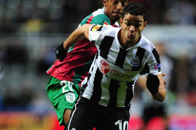Ben Arfa Faces Two Weeks out