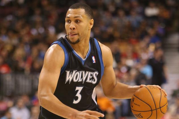 Brandon Roy Admits He Has Level III Arthritis in Knee. That's Not Good.