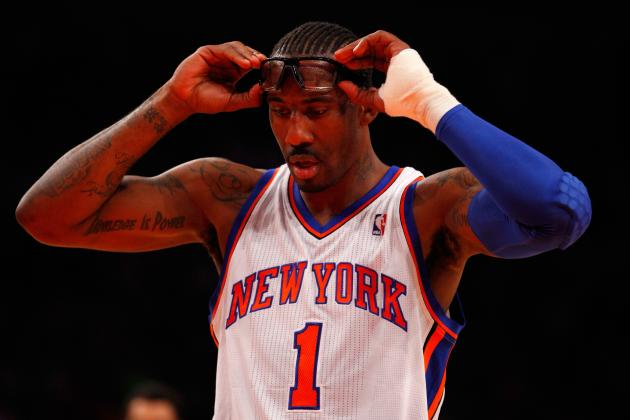 New York Knicks: Why Amar'e Stoudemire Should Come off the Bench When He Returns