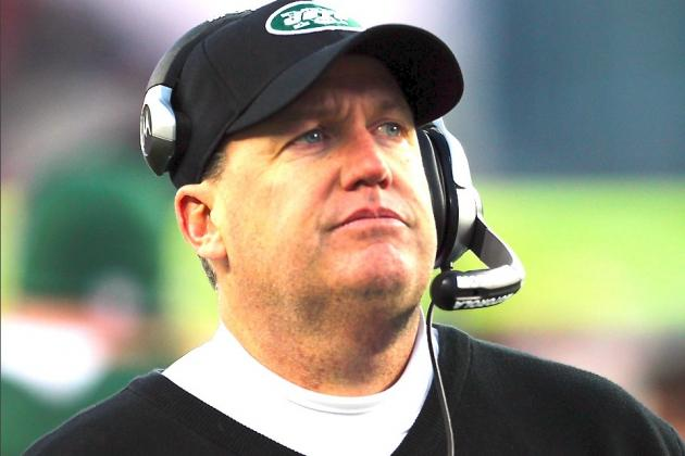 Why Thanksgiving Day Game Has to Be Final Straw for Rex Ryan in New York