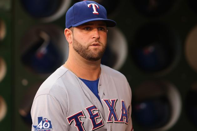 Report: Mike Napoli Looking for Fourth Year