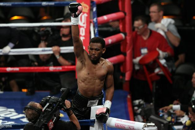 Why Lance Armstrong's Ex-Sponsors Should Gravitate to Boxer Danny Jacobs
