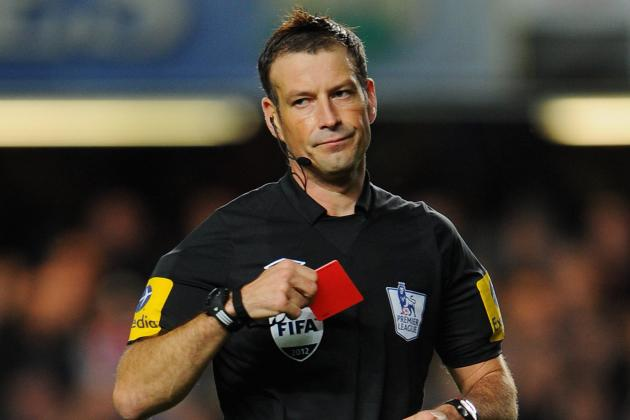 Premier League: Should Chelsea Apologize to Referee Mark Clattenburg? (Poll)
